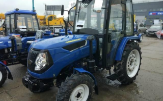 Трактора Чувашпиллер — модели, технические характеристики, видео