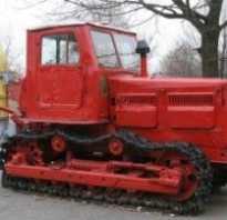 Трактор Т-4А — гусеничный агрегат из 70-х