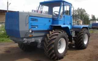Трактор ХТЗ Т-150/Т-150К — реализованный проект мощного универсала