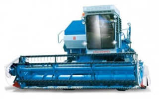 Самоходный зерноуборочный комбайн Енисей-1200-1НМ: технические характеристики, устройство, фото и видео