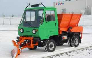 Автомобиль IFA (ИФА) Multicar: общие сведения, характеристика, цена, отзывы