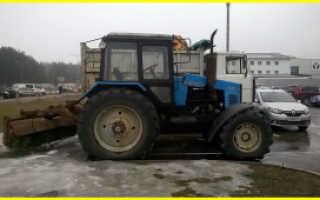 ПДД для трактора — права на трактор, трактор транспортное средство