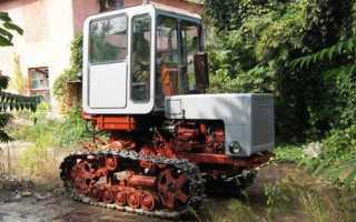 Т-70: всё о тракторе