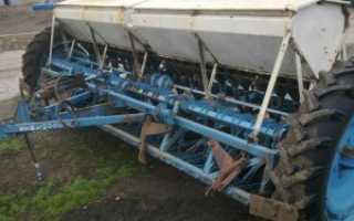 Сеялка зерновая СЗ-3,6: технические характеристики, цена, фото, отзывы
