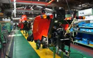 Минитрактор Branson 2400 — малолитражный универсал корейского производства