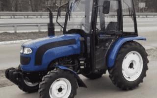 Минитрактор Булат-150 — новая модель популярного бренда