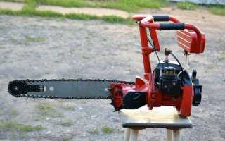 Бензопила Урал — технические характеристики и регулировка