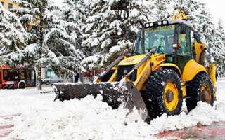 Как подготовить спецтехнику к зиме? Основные нюансы