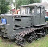 Трактор Т-74 — гусеничная классика ХТЗ