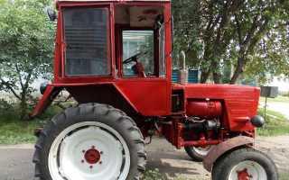 Коробка передач для трактора Т-25