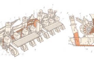 Cеялка СУПН-8: схема, регулировка и технические характеристики