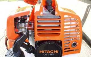 Триммеры Hitachi (бензокосы Хитачи)