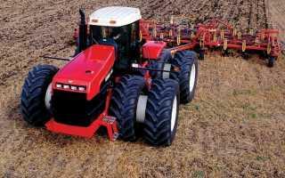 Полноприводная сельхозтехника Buhler Versatile