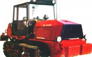Гусеничный трактор ВТ-100: технические характеристики, устройство, фото и видео
