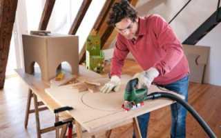 Мебель своими руками из фанеры: чертежи для работы с лобзиком