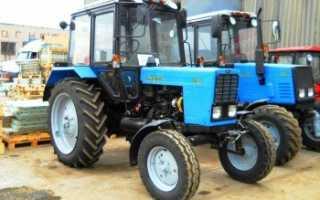 Трактор МТЗ-80 — классика тракторного машиностроения