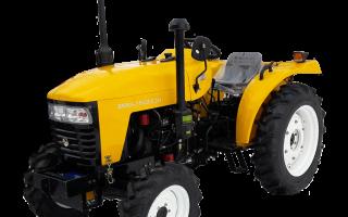 Функциональные мини-тракторы Джинма
