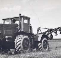 Трактор К-701 — мощный универсал из 70-х годов