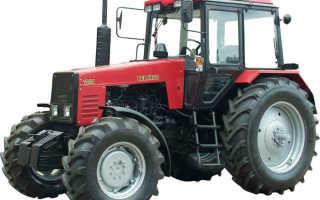 Трактор МТЗ-1221 — машина для реализации масштабных проектов