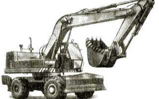 Экскаватор ЭО-4321: технические характеристики