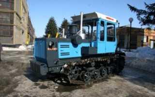 ХТЗ-181: технические характеристики