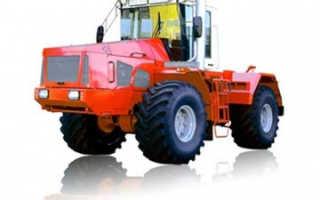 Технические характеристики, фото и видео трактора Кировец К-744 и его модификаций p1, p2, p3