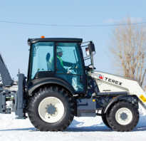 Что из себя представляют тракторы Terex?