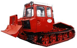 Трактор ТДТ 55: Технические характеристики.Топтехник.ру