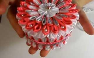 Шкатулка Цветок — Отличный подарок любой девушке!