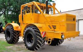 К-701: технические характеристики
