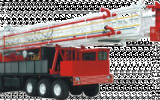 Китайская мобильная буровая установка zj 40: технические характеристики, конструкция, комплектация, фото и видео