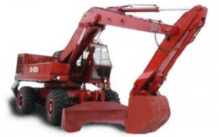 Обзор колесного экскаватора ЭО 4321: рабочее оборудование, технические характеристики, модификации, фото и видео