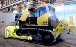 Новые разработки ЧТЗ: запуск в серийное производство модификаций бульдозера Б-11
