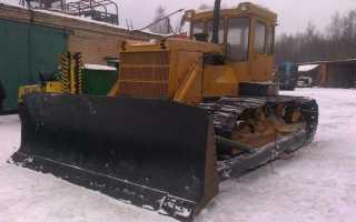 Трактор Т-170 (гусеничный) — Технические характеристики. Фото