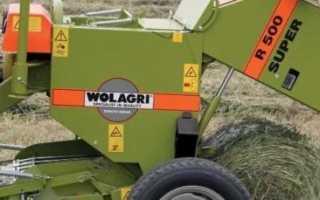 Рулонные и тюковые мини пресс-подборщики для мотоблока и трактора: характеристики, особенности, фото