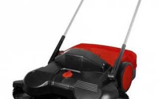 Подметальные машины Haaga-Starmix: модельный ряд, технические характеристики, фото и видео