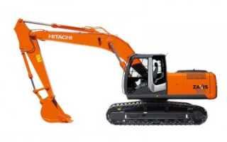 Технические характеристики гусеничных экскаваторов Hitachi ZX200, ZX200-5G, ZX200 3