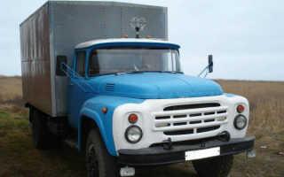 ЗИЛ-431412 — технические характеристики: автовышка, поливомоечная, автокран на шасси