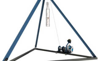 Малогабаритные шнековые буровые установки и установки для ударно канатного бурения своимими руками: фото, видео, чертежи, инструкции