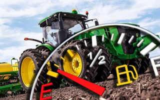 Расход горюче-смазочных материалов в сельском хозяйстве