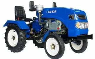Минитрактор Скаут GS T24 — его характеристики и возможности