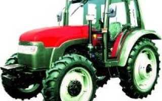 Трактора Kioti (Киоти), модельный ряд — технические характеристики
