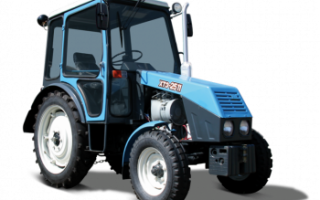 Трактор ХТЗ-2511: описание, технические характеристики