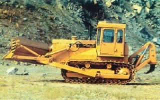 Бульдозер ДЗ-171: производитель, технические характеристики, фото, устройство