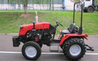 Трактор МТЗ-311- особенности конструкции и применения