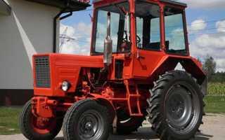 Трактор Т-25 — Технические характеристики и устройство. Вес и габариты