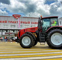 Семейство тракторов «Беларус»
