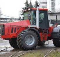 Трактор К-744 «Кировец» — мощный тягач 4-го поколения