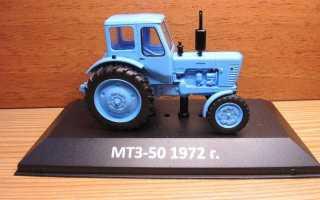 МТЗ-50: технические характеристики