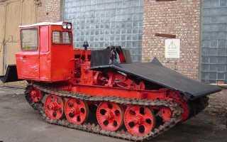 Трелевочный трактор ТДТ-55 и его модификации: устройство, технические характеристики, фото и видео